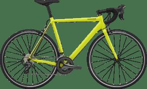 Cannondale CAAD Optimo Tiagra 2020 - Gul