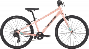 """Cannondale Kids Quick 24"""" 2020 - Pink"""