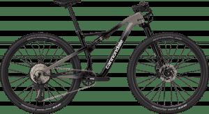 Cannondale Scalpel Carbon 3 2021 - sort/grå