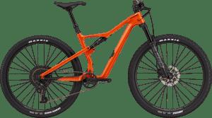 Cannondale Scalpel Carbon SE 2 2021 - orange
