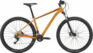 "Cannondale Trail 4 29"" 2020 - Orange"