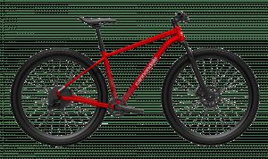 Cannondale Trail 5 2021 - rød