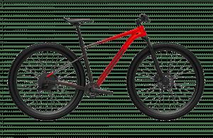 Cannondale Trail SL 3 2021 - Sort/Rød