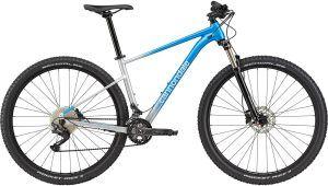 Cannondale Trail SL 4 2021 - Hvid/Blå