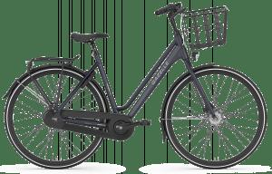 Gazelle Vento C7 Dame Fodbremse 7g 2020 - blå
