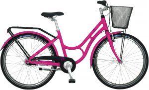 """Kildemoes Bikerz 20"""" 7g Pige 2020 - Pink"""