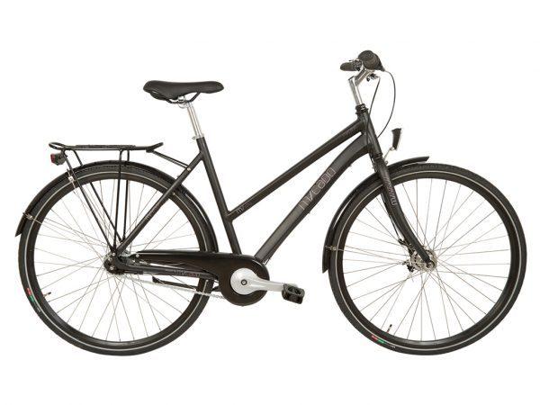 Micado City - City Bike - Dame - 7 gear - Matsort - 56cm