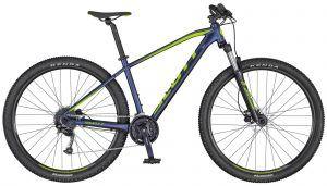 Scott Aspect 750 2020 - blå/grøn