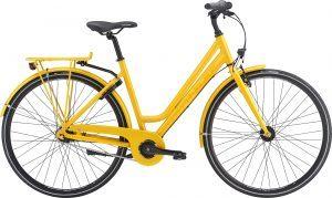 Yellow Winther 1 Dame 7g 2021 - Gul