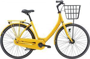Yellow Winther 4 Dame 7g 2021 - Gul
