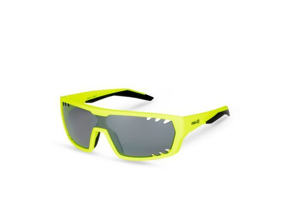 AGU Beam - Sports- og cykelbrille med UV 400 Linse - Fluo Yellow