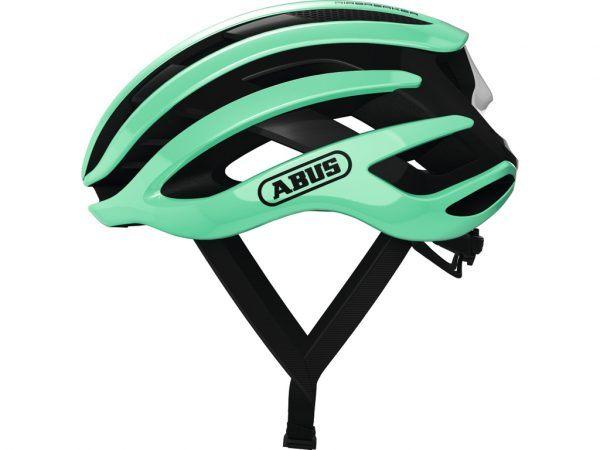 Abus AirBreaker - Cykelhjelm - Celeste grøn - Str. 51-55cm
