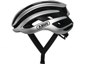 Abus AirBreaker - Cykelhjelm - Sølv - Str. 51-55cm