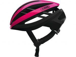 Abus Aventor - Cykelhjelm - Fuchsia pink - Str. S