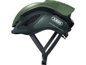 Abus GameChanger - Aero cykelhjelm - Grøn - Str. 51-55cm