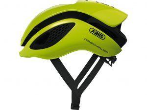 Abus GameChanger - Aero cykelhjelm - Neon gul - Str. M