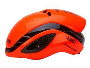 Abus GameChanger - Aero cykelhjelm - Orange - Str. 51-55cm