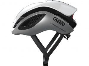 Abus GameChanger - Aero cykelhjelm - Silver white - Str. S
