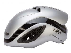 Abus GameChanger - Aero cykelhjelm - Sølv - Str. 51-55cm