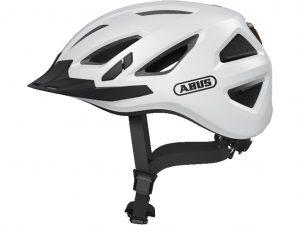 Abus Urban-I 3.0 - Cykelhjelm - Hvid - Str. XL