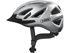 Abus Urban-I Signal 3.0 - Cykelhjelm - Signal sølv - Str. S