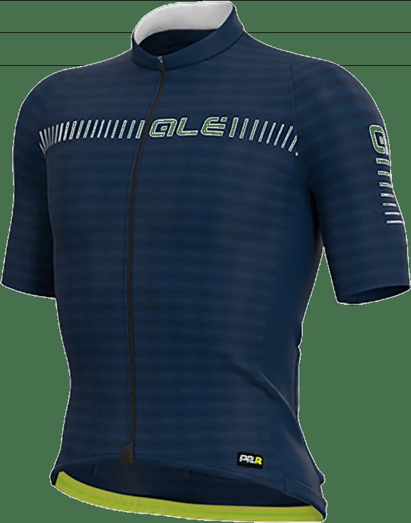 Alé Jersey Green Road PRR - Blå