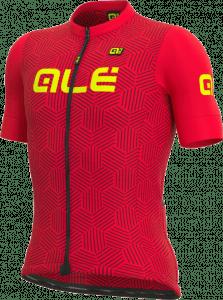 Alé Jersey Solid Cross - Rød