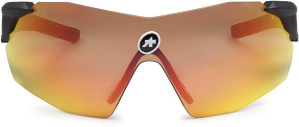Assos Assos SKHARAB Cykelbrille - National Red