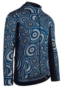 Assos Cykeltrøje Mille GT Summer LS Jersey, caleum blue