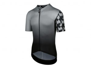 Assos EQUIPE RS Summer SS Jersey Prof Edition - Cykeltrøje - Gerva Grey - Str. M