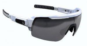 BBB Commander Cykelbriller med 3 sæt linser - Hvid
