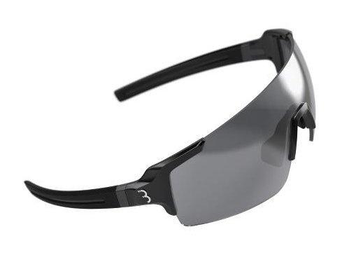 BBB FullView Cykelbriller med 3 sæt linser - Sort