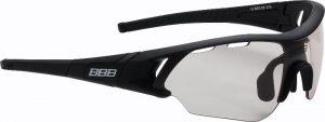 BBB Summit PH fotokromiske cykelbriller - Sort