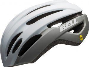 Bell Avenue Mips - Cykelhjelm - Mat/Glans Hvid/Grå - Str. 54-61 cm