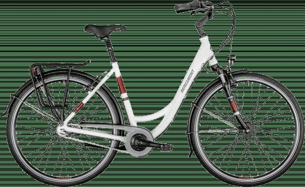 Bergamont Belami N7 2021 - Hvid