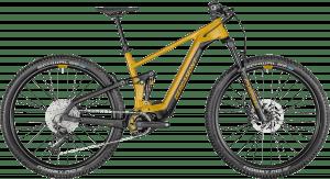 Bergamont E-Contrail Pro 2021 - Orange