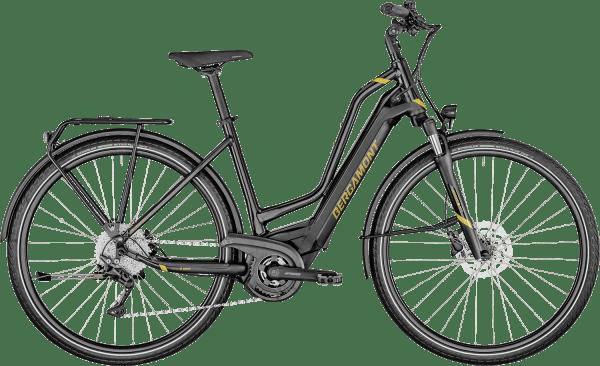 Bergamont E-Horizon Edition Amsterdam 2022 - Sort/Grå