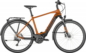 Bergamont E-Horizon Edition Gent 2021 - Rød