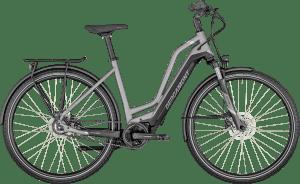 Bergamont E-Horizon Elite Belt Amsterdam 2022 - Grå