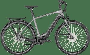 Bergamont E-Horizon Elite Belt Gent 2022 - Grå