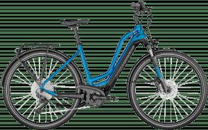 Bergamont E-Horizon Expert Amsterdam 2021 - Blå