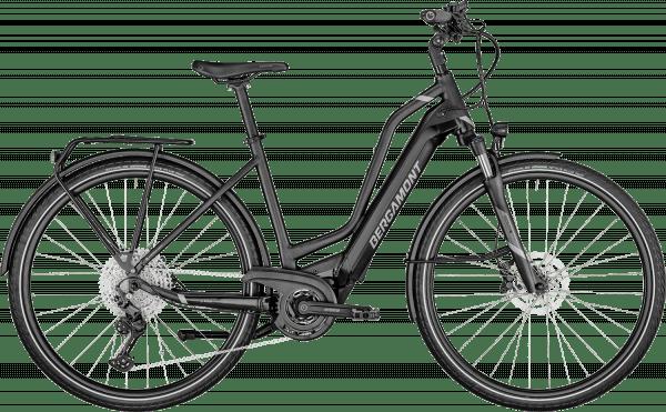 Bergamont E-Horizon Expert Amsterdam 2022 - Grå/Sort