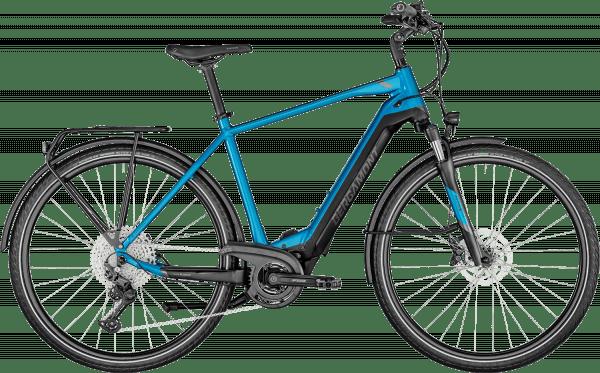 Bergamont E-Horizon Expert Gent 2021 - Sort/Blå