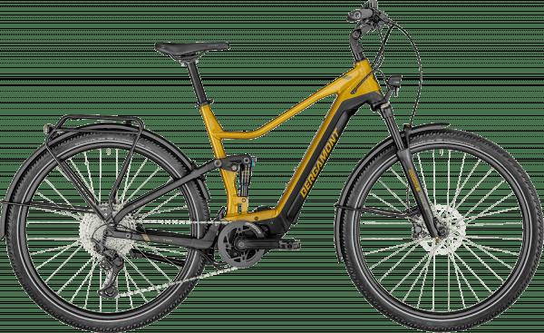 Bergamont E-Horizon FS Elite 2021 - Gul