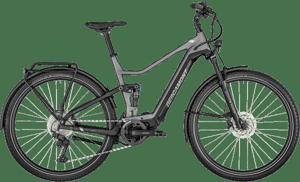 Bergamont E-Horizon FS Expert 2022 - Grå