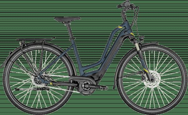 Bergamont E-Horizon N5e FH 500 Amsterdam 2021 - Blå