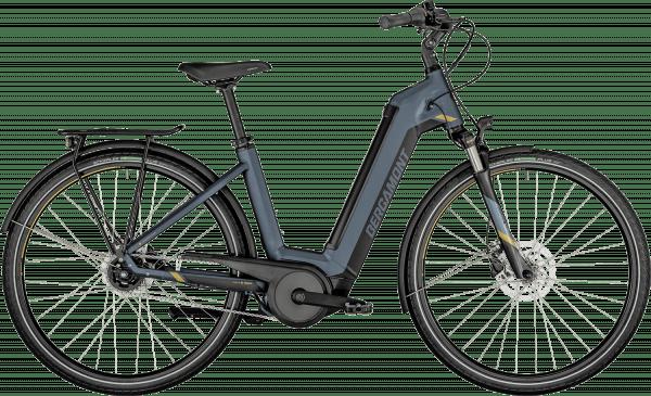 Bergamont E-Horizon N5e FH 500 Wave 2021 - Blå