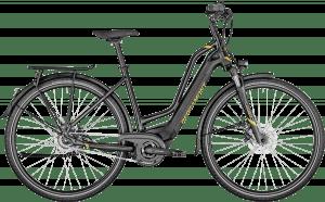 Bergamont E-Horizon N8 CB 500 Amsterdam 2022 - Sort