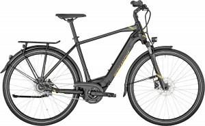 Bergamont E-Horizon N8 CB 500 Gent 2022 - Sort
