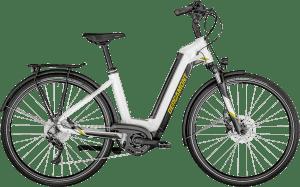 Bergamont E-Horizon Sport Wave 2021 - Hvid